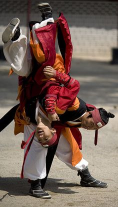 unarmed style from 24 martial arts in suwon south korea