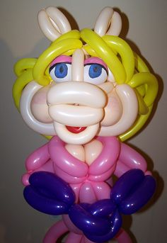 Miss Piggy  #Muppets
