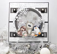 Hi Everyone I am here with my Stamping Bella post for the week and last weeks theme was a Mojobella Sketch I created . Printable Christmas Cards, Xmas Cards, Lemon Crafts, Weekend Crafts, Christian Cards, Shaker Cards, Winter Cards, Card Making Inspiration, Christmas Time