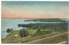 circa 1910's ... hand coloured old postcard
