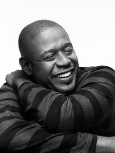 Forest Whitaker....Director and Academy Award winning actor.