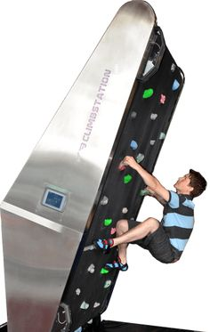 Rock-climbing can be tough on your body but if you are not fit, you are not going to have a whole lot of success with it. In fact, practicing rock climbing encourages you to become fit. The ClimbStation is an awesome exercise machine that works like a vertical treadmill. It tilts between 15 to -49 degrees. …