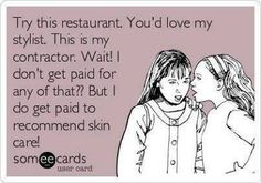 Yes, I get paid to recommend awesome products....and you can too! Ask me how. www.rochellesteinberg.myrandf.com