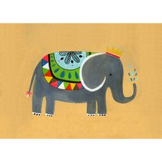 Lisa Congdon Art + Illustration » elephant