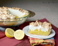 Lemon Meringue Pie & Tips for Beginners