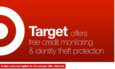 Important! Please Repin! Target Free Credit Monitoring: Sign Up by April 23rd!!!