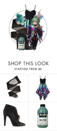 """Bravely Default // Mephilia"" by graywil ❤ liked on Polyvore"