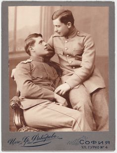 "1912-1918 Bulgaria became involved in three consecutive conflicts—two Balkan Wars and World War I. 87-thousand soldiers are killed. 1917 – The October Revolution: Bolshevik leaders boast that ""homosexual relationships and heterosexual relationships are treated the same by law."""