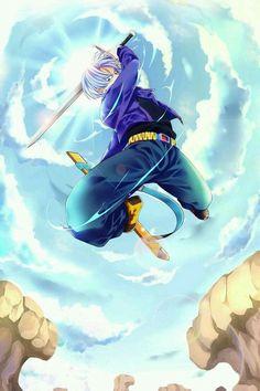 Imagens de Dragon Ball - Mirai Trunks - Wattpad