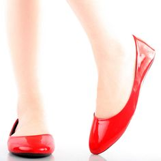 Red Flats | The 26 Items Every Woman Needs In Her Wardrobe