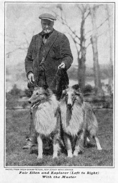 """Absolutely anything by Albert Payson Terhune....one of my first favorites...""""Lad, A Dog""""...."""