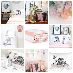 Just a bit of prettyness for your Saturday morning. Cotton Blankets, Saturday Morning, Linen Bedding, Swan, Woodland, Pillow Cases, Unicorn, Clever, Gallery Wall