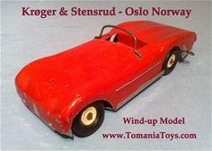 Krøger og Stensrud wind-up model