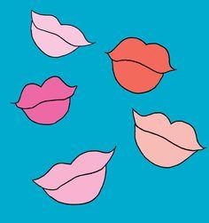 Je krijgt mooie zachte lippen van de eigengemaakte lipgloss. Hoe je 'm maakt? Kijk op www.zapp.nl/jill