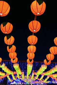 Lanterns Galore - 2015 Taiwan Lantern Festival  ----->   Lanterns, Lanterns, and More Lanterns – [Photographing 2015] The Eleventh Week  (To view more awesome photos, click http://foreignsanctuary.com/2015/04/07/lanterns-lanterns-and-more-lanterns-photographing-2015-the-eleventh-week/ )