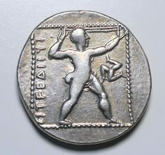Currently at the #Catawiki auctions: Greek Antiquity - Pamphylia, Aspendos, c380-325BC. AR Stater