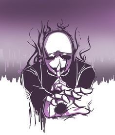 He's telling me to be quiet. Hmm. Listen to blob face , or dunk him.... HEY EVERYONE!!!!!! GASTER IS OFFERING TO BUY DINNER FOR ALL OF HIS FANGIRLS!!!!!!!!!