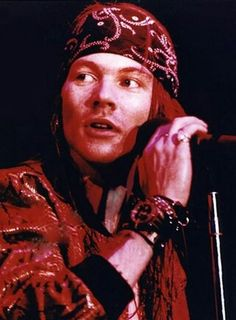 AXL ROSE♥♥♥ Axl Rose, Guns N Roses, Glam Rock, Rock N Roll, Rose Williams, Sweet Child O' Mine, Slash, Glam Metal, Rock Of Ages