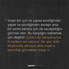 Poetry Quotes, Book Quotes, Learn Turkish Language, Best Qoutes, Be A Nice Human, Real Quotes, I Love Books, True Words, Cool Words
