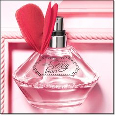 Introducing ULTRA SEXY HEART Eau de Toilette Spray Scented like gifts of love—maraschino cherries, irresistible red rose petals and decadent chocolate marshmallow—this intoxicating floral gourmand will capture the heart. 1.7 fl. oz. Item#: 072-922 Brochure: intro special $14.00 Will be $23.00