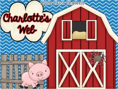 I LOVE Charlotte's Web !  I have been teaching this unit for the past  five years, and every year I strive to make it even better. This year...