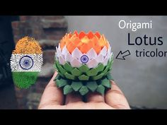 Today I'm going to teach you How to fold an Origami lotus. This is a great Modular origami and it was too complex to make where the pink unis are. Independence Day Activities, Independence Day Pictures, Independence Day Wallpaper, 15 August Independence Day, Independence Day Decoration, Indian Independence Day, Pakistan Independence, Paper Crafts Origami, Origami Art