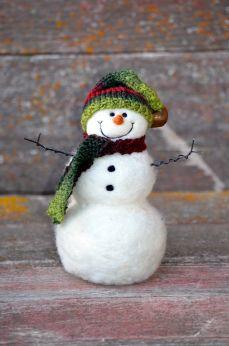 snowman by teresa perleberg
