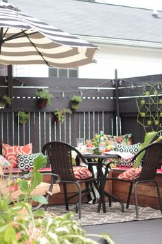 """A """"Drab"""" Deck Gets DIY Fab — My Great Outdoors"""