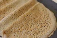 Clatite cu faina de hrisca (fara lapte si gluten) Buckwheat Crepes, Le Diner, French Food, Gluten Free Recipes, Deserts, Tasty, Bread, Ethnic Recipes, Beignets