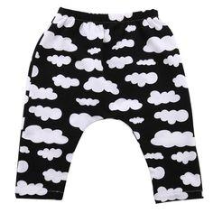 Clouds Harem Pants