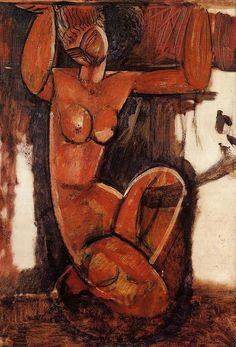 Amedeo Modigliani:  inspirational!