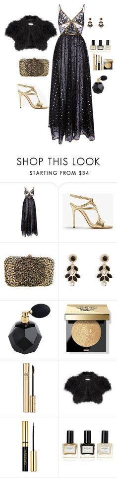 """""""Untitled #298"""" by northernlights22 ❤ liked on Polyvore featuring Elie Saab, Halston Heritage, Valentino, Vera Bradley, Diptyque, Bobbi Brown Cosmetics, Dolce&Gabbana, John Lewis and Balmain"""