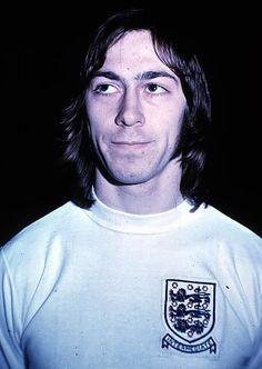 Charlie George England U-23 1971