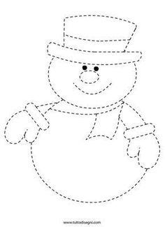 Prickeln vorlage winter 2019 - Tipss und Vorlagen Sketching photos using only dog pen are Felt Christmas, Christmas Colors, Winter Christmas, Christmas Decorations, Christmas Ornaments, Christmas 2019, Felt Crafts, Holiday Crafts, Diy And Crafts