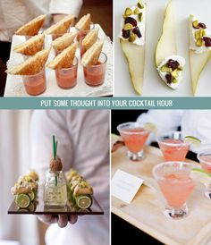 Get creative with your cocktail hour!