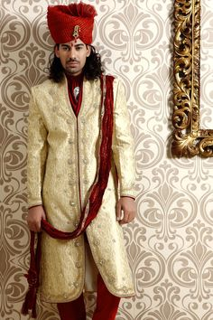 Indian Wedding Sherwani « Lalitkhatri Wedding Sherwanis