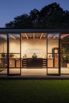 Outdoor Garden Rooms, Outdoor Living Rooms, Outdoor Pergola, Gazebo, Pergola Designs, Patio Design, Garden Office, Outdoor Kitchen Design, Back Patio