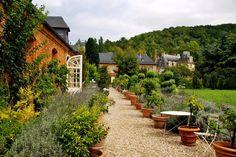 Parc et Jardins du Château d'Acquigny.