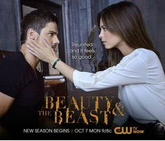 Highlighting the CW's Beauty and the Beast! Why you should watch season two. Also, there are 5 music videos about the series included to watch!
