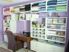 Quilt/craft room ideas