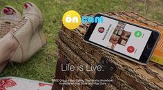 OnCam. Système de vidéoconférence mobile