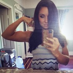 her blog is amazing! So many workouts on weight lifting for girls