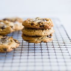 A gluten-free chocolate chip cookie that tastes just like it should, only it