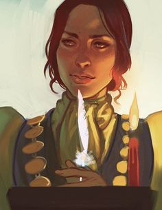 Dragon Age: Portraits on Storenvy