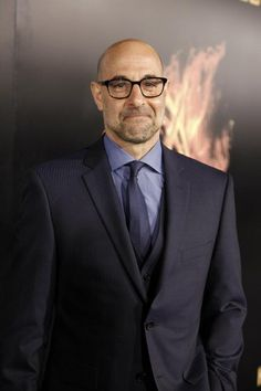 Stanley Tucci at the Hunger Games World Premiere. This man is one of my all time FAVORITE actors! He was ah-mazing in Devil Wears Prada, Easy A, and of course Burlesque, I can only imagine he is just as amazing in the Hunger Games ang I cannot contain my excitment!!!!!