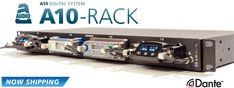 A10-RACK – Audio Limited Complex Systems, User Guide, Audio, Digital, Manual, Textbook