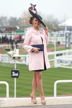 Cheltenham Festival: Hats off to the fashionable fillies as Ladies Day at the race course gets underway - Amber Graafland - Mirror Online