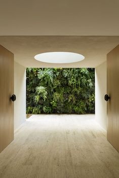 Gallery of DS House / Studio Arthur Casas - 5 - Architecture Durable, Sustainable Architecture, Interior Architecture, Interior And Exterior, Interior Ideas, Futuristic Architecture, Exterior Design, Vertikal Garden, Studio Arthur Casas