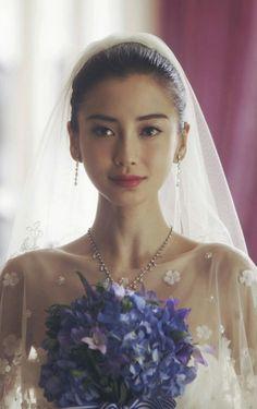 angelababy 杨颖 婚纱 电影新娘大作战