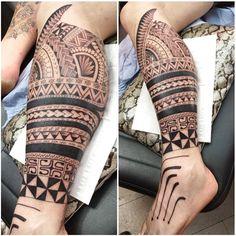 Polynesien,Marquesan , Maori , Samoan Tatau , Tattoo by www. Maori Tattoos, Maori Tribal Tattoo, Tattoos Bein, Tatau Tattoo, Filipino Tribal Tattoos, Neue Tattoos, Marquesan Tattoos, Samoan Tattoo, Body Tattoos